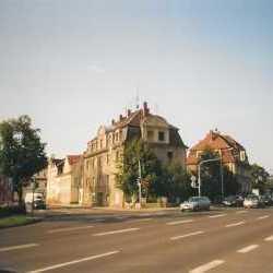 Mühlhof Borna, Gebäude Mühlgasse 2a