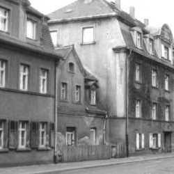 Mühlhof Borna, Gebäude Mühlgasse 2 und 2a