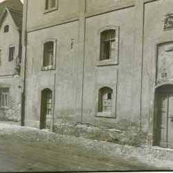 Mühlhof Borna, frühere Gebäude in der Mühlgasse 2 und 2a